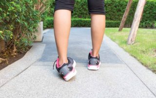 Mind Your Body Co - ankle sprain walking woman